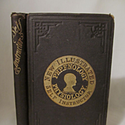1859 New Illustrated Self-Instructor in Phrenology and Physiology, Fowler and Wells