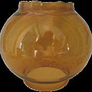 Amber Lantern Globe