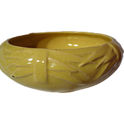 Vintage McCoy Low Bulb Bowl
