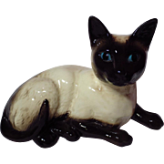 Beswick Model 1559 Siamese Cat Figurine