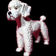 Large Goebel Poodle Figurine ~ CH 620