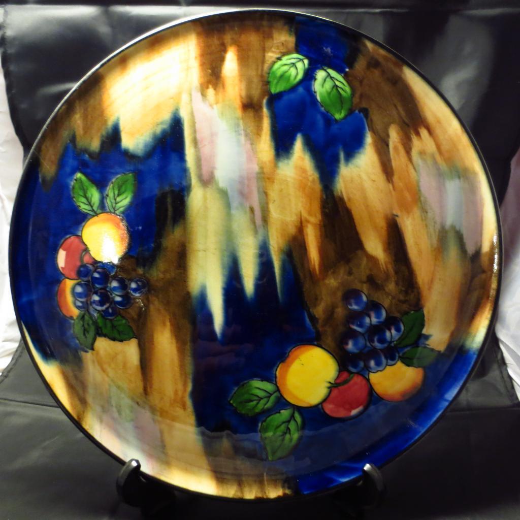 H & K Tunstall Autumn Delicious Dozen Serving Platter