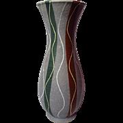 Vintage 1950's Dumler & Breiden Vase ~ Model 185-27