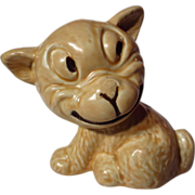Vintage Price Bros. England Puppy Dog Figurine