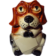 Vintage McCoy Beagle Puppy Cookie Jar