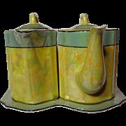Vintage 1920's CT Altwasser Hutschenreuther Lusterware Tea/Coffee Service Set