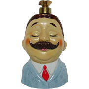 Vintage Figural Atomizer a.k.a. Bob for Calogne or Perfume