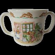 Royal Doulton Bunnykins 2 Handled Hug-a-Mug