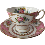 Royal Albert Lady Carlyle Tea Cup and Saucer