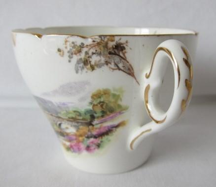 Shelley China Trio Heather Pattern From