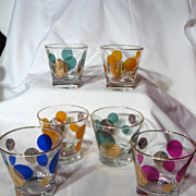 Russel Wright Eclipse Old Fashioned Tumblers