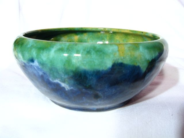 Medalta Polychrome Art Bowl ~ Model 36