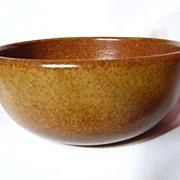 Sevenser Keramik Walter Nienstadt Studio Pottery Bowl