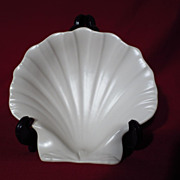 Wedgwood Creamware Nautilus Shell Shaped Dish