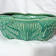 McCoy Gloss Green Planting Dish