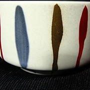 Mid-Century Modern Japanese Tea Bowl