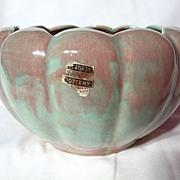 West Coast Pottery Lotus Bowl