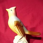 Vintage Royal Copley Lark Figurine
