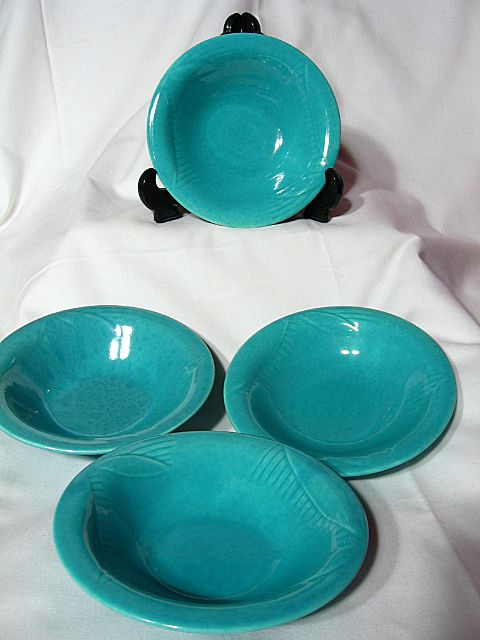 Red Wing Gypsy Trail Fondoso Soup Dish ~ 3 Available
