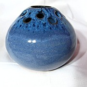 Judy Watmough Studio Pottery Vase