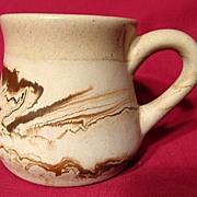 Vintage Nemadji Pottery Coffee Mug