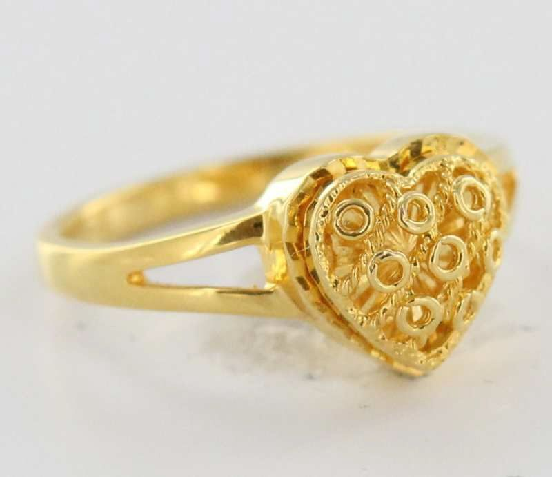 Lovely Gold Ring In Saudi Arabia | Jewellry\'s Website
