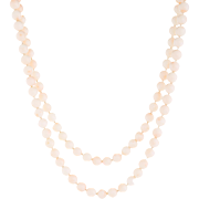 Angel Skin Coral Lion Necklace Vintage Ruby Diamond 14 Karat Gold Estate Fine Jewelry