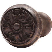 "Antique ""Concord"" Door Knob Sets by Corbin, c.1905"
