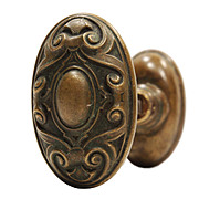 "Antique ""Meridian"" Door Knob Set by Yale & Towne, c.1910"