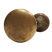 Antique Brass Doorknob Sets, c. 1920's