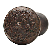 "Antique ""Malden"" Doorknob Sets by Reading Hardware, c. 1910"