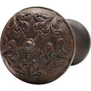 "Antique ""Malden"" Doorknob Sets by Reading Hardware, c. 1910"