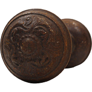 "Antique ""Oakdale"" Doorknob Sets by Lockwood, c. 1914"