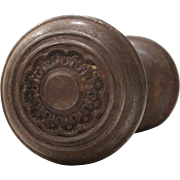 Antique Doorknob Sets, Early 1900s