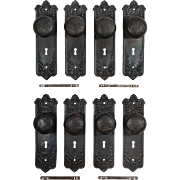 "Antique ""Lorraine"" Door Hardware Sets, P.&F. Corbin"