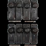 Antique Door Hardware Sets by Sargent, c.1910