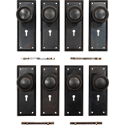 "Antique ""Doris"" Door Hardware Sets, Reading Hardware"
