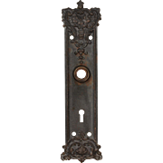"Antique ""Brunswick"" Door Plates by Russell & Erwin, c. 1899"