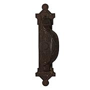 Antique Thumb Latch Handle, Cast Iron