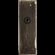 Reclaimed Antique Doorplates