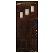 "Reclaimed Antique 36"" Plank Door, c.1930"