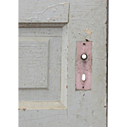 Reclaimed Antique Five-Panel Door