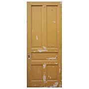 Salvaged Antique Five-Panel Door