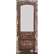 "Salvaged Antique 32"" Eastlake Door, Late 19th Century"