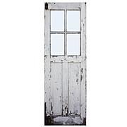"""Reclaimed 30"""" Carriage Door, Early 1900s"""