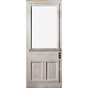 "Reclaimed 34"" Eastlake Door, c.1890s"