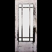 """Reclaimed 32"""" Antique Craftsman Door"""