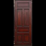 """Reclaimed Antique 36"""" Pocket Door"""