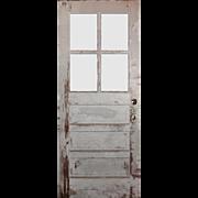 """Reclaimed 32"""" Antique Door"""