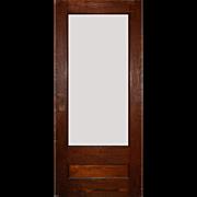 """Reclaimed 34"""" Antique Door"""